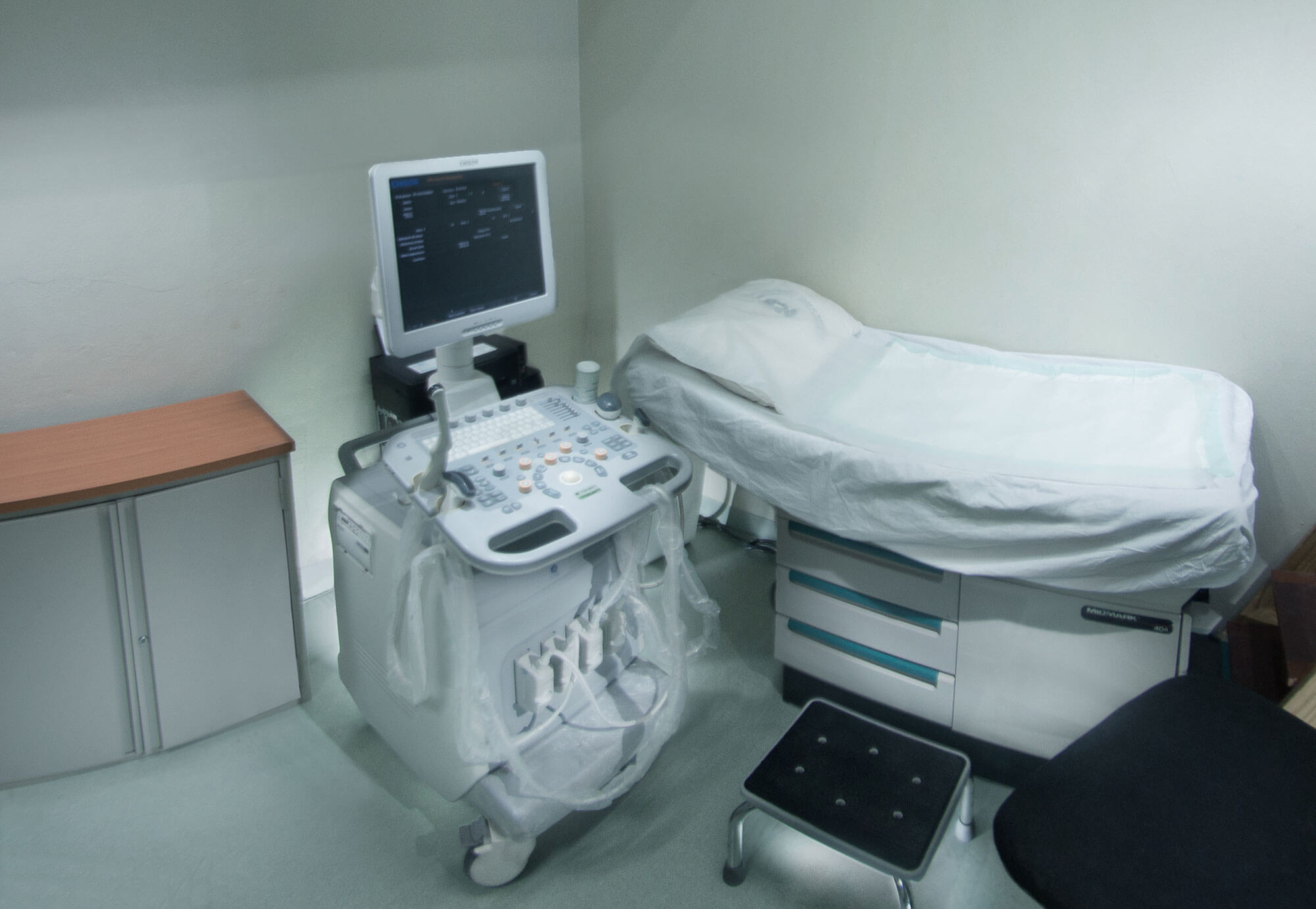 Estudios diagnósticos especializados
